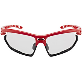 Rudy Project Fotonyk Glasses Fire Red Gloss-Bumpers Black/ImpactX Photochromic 2 Black
